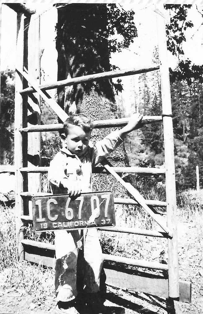 Camp Trinity 1938 Robin Harriss